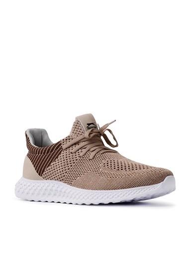 Slazenger Koşu Ayakkabısı Kahve